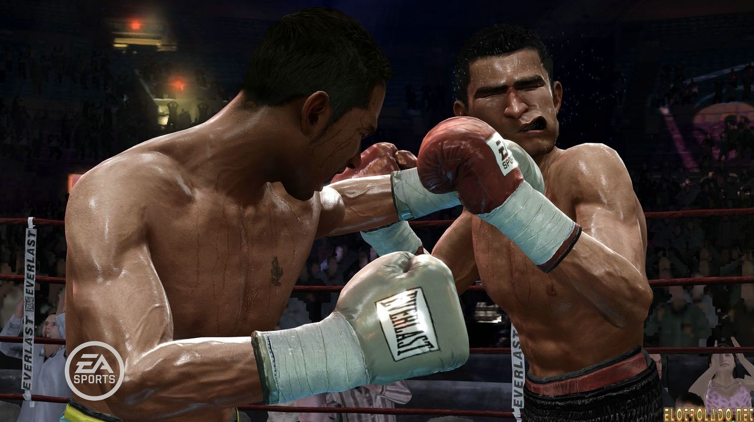 Resultado de imagen de 'Fight Night Round 3' everlast