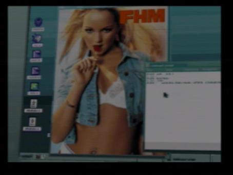 Resultado de imagen de FHM en Metal Gear Solid 2