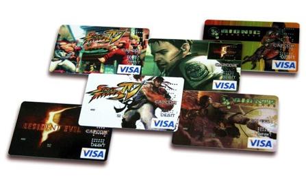 Resultado de imagen de Visa de 'Street Fighter IV' Capcom